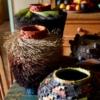 inflorescence nest basket