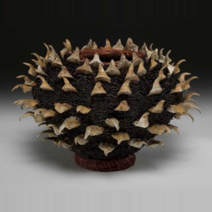 bear claw artisan basket