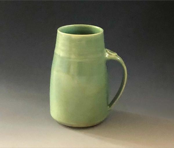 Jade Green Tall Mug