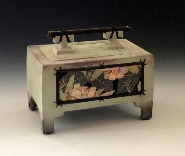 low floral spirit box