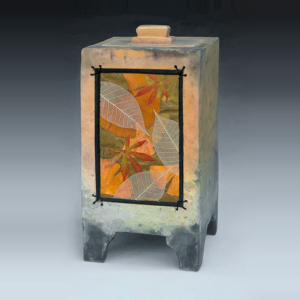 tall ginko spirit box
