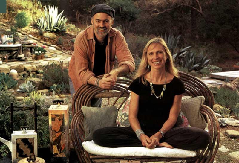 Christine and Michael Adcock