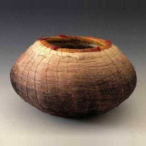 Brown Hombre Basket