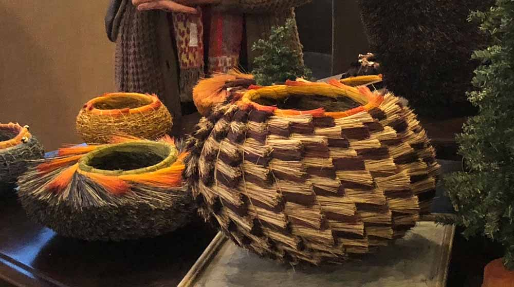 artisan baskets