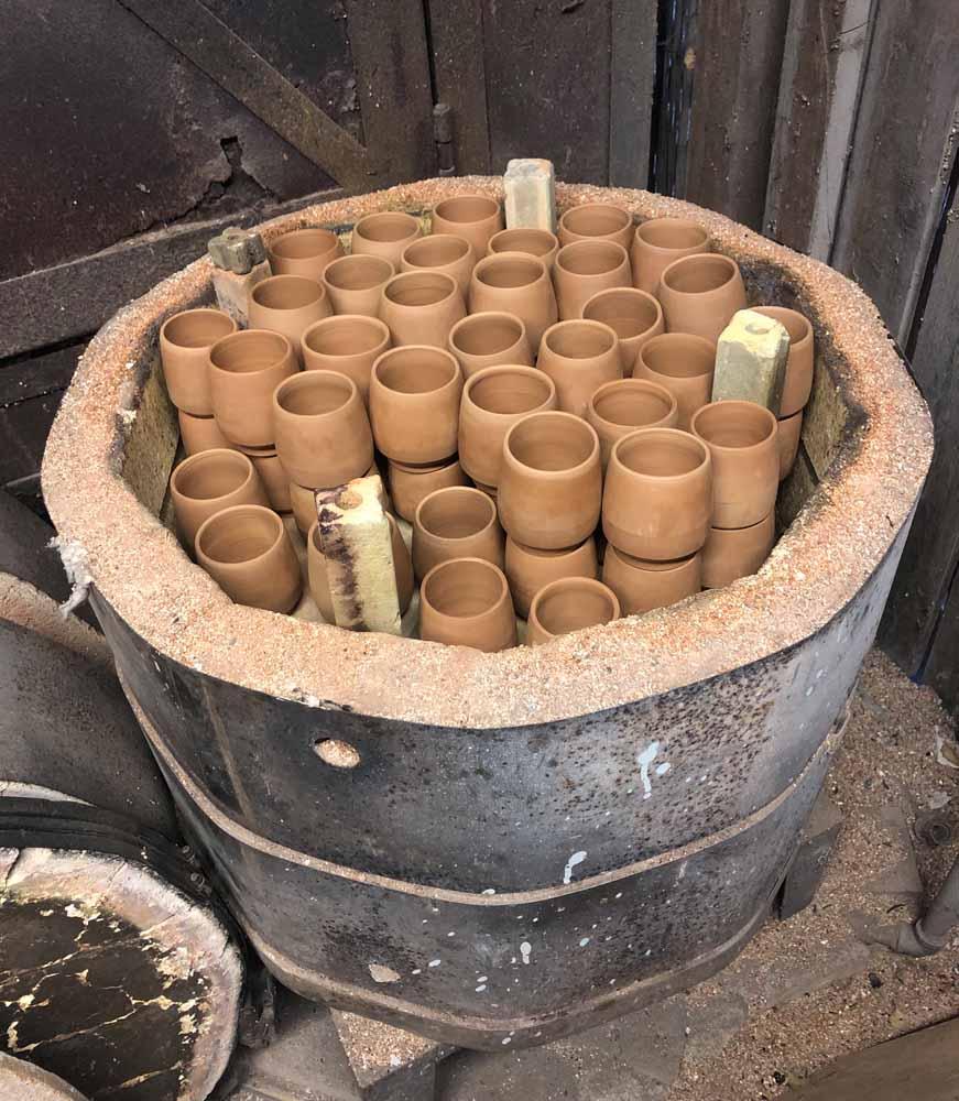 full ceramic kiln