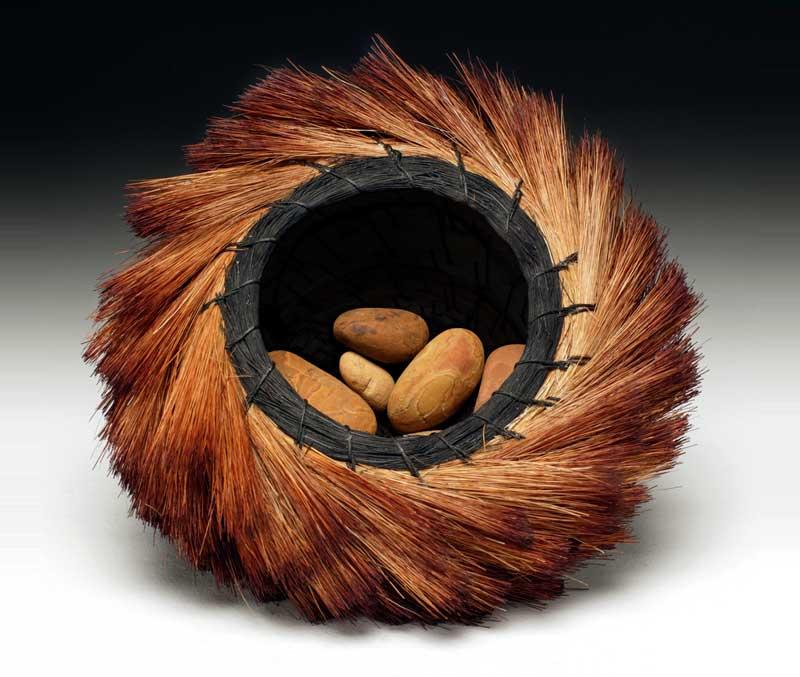 golden nest basket