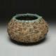 small pine basket