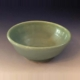 Jade Green Soup/Cereal Bowl